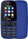 Мобильный телефон Inoi 101 (синий) -