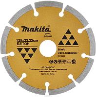 Отрезной диск алмазный Makita B-28092 -