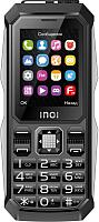 Мобильный телефон Inoi 246Z (серебристый) -
