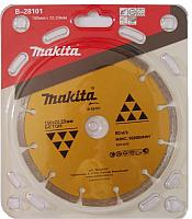 Отрезной диск алмазный Makita B-28101 -