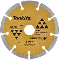 Отрезной диск алмазный Makita B-28123 -