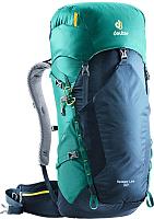 Рюкзак туристический Deuter Speed Lite 32 / 3410818 3231 (Navy/Alpinegreen) -