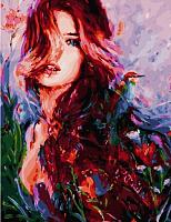 Картина по номерам Picasso Девушка красавица (PC4050548) -