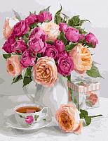 Картина по номерам Picasso Букет из роз (PC4050555) -
