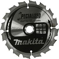 Пильный диск Makita B-31289 -