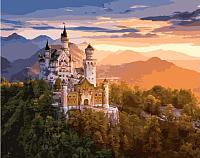 Картина по номерам Picasso Замок Нойшванштайн (PC4050563) -