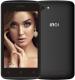 Смартфон Inoi 1 Lite + чехол и защитное стекло (черный) -