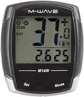 Велокомпьютер M-Wave M14W / 244732 -