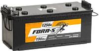 Автомобильный аккумулятор Fora-S Евро 3 клемма конус (190 А/ч) -
