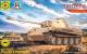 Сборная модель Моделист Немецкий танк Пантера 1:72 / 307220 -