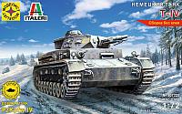 Сборная модель Моделист Немецкий танк Т-IV 1:72 / 307222 -