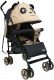 Детская прогулочная коляска Alis Boo (бежевый) -