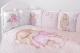 Комплект в кроватку Топотушки Принцесса Фей / 694 (6 предметов) -