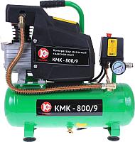 Воздушный компрессор Калибр КМК-800/9 (65955) -