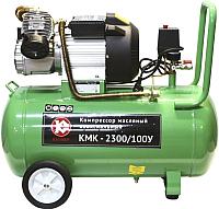 Воздушный компрессор Калибр КМК-2300/100У (58656) -