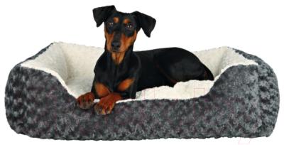 Лежанка для животных Trixie Kaline 38963 (серо-кремовый)