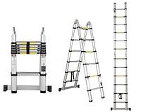 Телескопическая лестница Startul ST9733-044 -