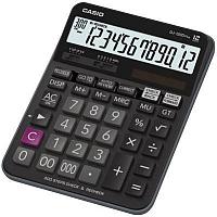 Калькулятор Casio MJ-120DPLUS-W-EP (черный) -