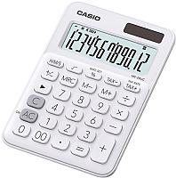 Калькулятор Casio MS-20UC-WE-S-ES (белый) -