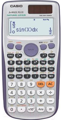 Калькулятор Casio FX-991ESPLUS-SBEHD