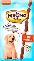 Лакомство для собак Мнямс Мягкие колбаски / 700163 -