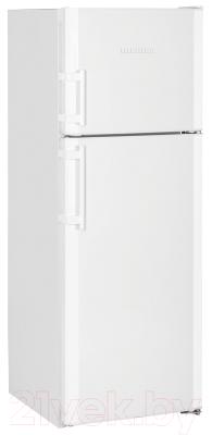 Холодильник с морозильником Liebherr CTP 3016