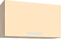 Шкаф под вытяжку Интерлиния Мила ВШГ60-360 (ваниль) -