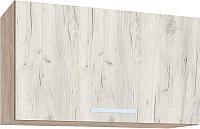 Шкаф под вытяжку Интерлиния Мила ВШГ60-360 (дуб белый) -