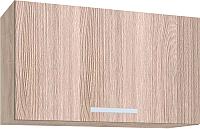 Шкаф под вытяжку Интерлиния Мила ВШГ60-360 (ясень светлый) -