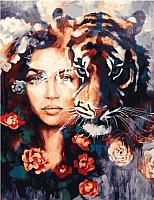 Картина по номерам Picasso Сила духа (PC4050575) -