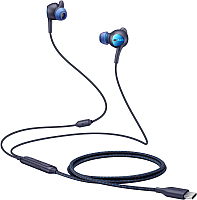 Наушники-гарнитура Samsung EO-IC500 / EO-IC500BBEGRU (черный) -