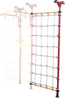 Сетка для лазания Юный Атлет Пол-потолок (красный) -