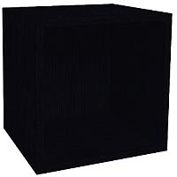 Стеллаж Глазов Hyper Куб 1 (венге) -