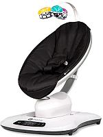 Качели для новорожденных 4Moms MamaRoo Классик RS (черный) -