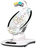 Качели для новорожденных 4Moms MamaRoo Plush RS (многоцветный) -