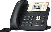 VoIP-телефон Yealink SIP-T21P E2 (черный, без БП) -