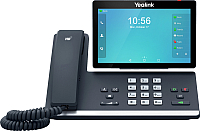 VoIP-телефон Yealink SIP-T56A (черный, без БП) -