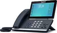 VoIP-телефон Yealink SIP-T58A (черный, без БП) -