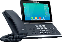 VoIP-телефон Yealink SIP-T57W (серый, без БП) -