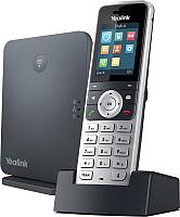 VoIP-телефон Yealink W53P (серебристый) -