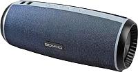 Портативная колонка Somho S318 (синий) -