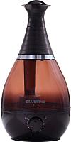 Ультразвуковой увлажнитель воздуха StarWind SHC1223 (темный/коричневый) -