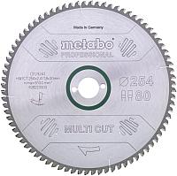 Пильный диск Metabo 628088000 -