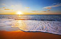 Фотообои Vimala Закат и море (260x400) -