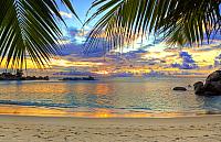 Фотообои Vimala Пляж на закате (260x400) -