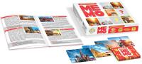 Настольная игра Десятое королевство МЕМО Флаги и столицы /  03596 (50 карточек) -