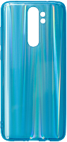 Чехол-накладка Volare Rosso Aura для Redmi Note 8 Pro (голубой) -