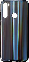 Чехол-накладка Volare Rosso Aura для Redmi Note 8 (черный) -