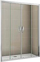 Душевая дверь Good Door Latte WTW-TD-170-C-WE -