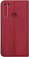 Чехол-книжка Volare Rosso Book для Redmi Note 8 (красный) -